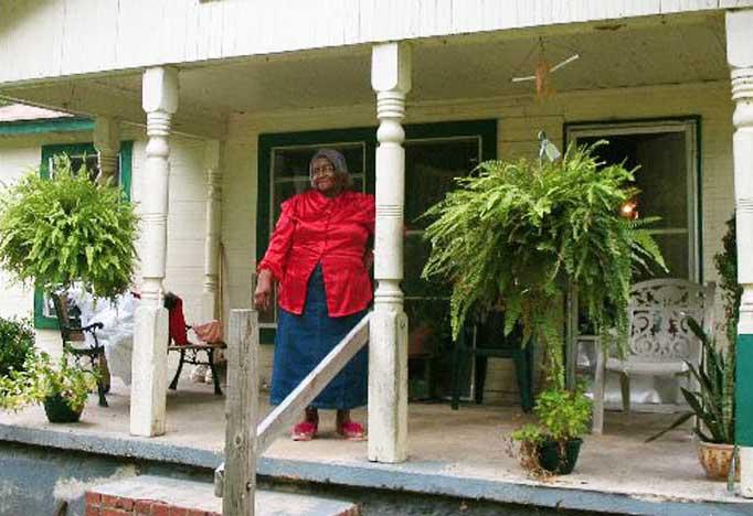 Wilcox County Visit 2008