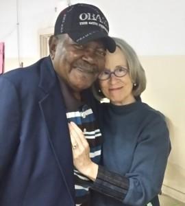 Bob Crawford Jr and Maria Gitin © Samuel Torres Jr