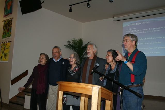 West Coast Book Launch Photos: Temple Beth El February 20, 2014